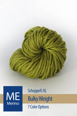 XL Yarn from Schoppel – 7 color options