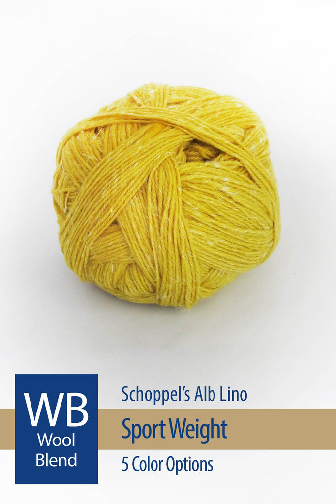 Alb Lino from Schoppel – 5 color options