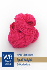 Simplicity from HiKoo – 5 color options