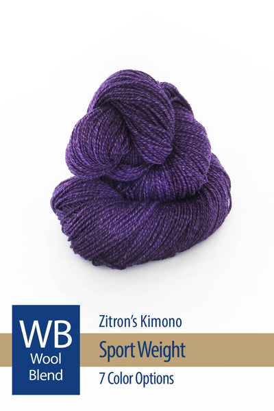 Kimono from Zitron – 7 color options