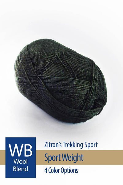 Trekking Sport from Zitron – 4 color options