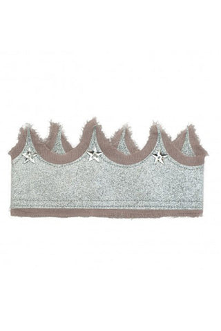 Glitter Crown - Rose/Silver