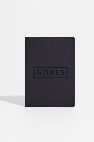 Goals Book (Black)