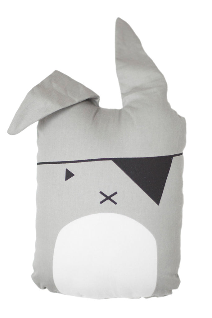 Animal Cushion - Pirate Bunny
