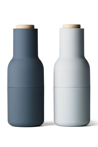 Bottle Grinders - Set of 2 (Classic Blues)