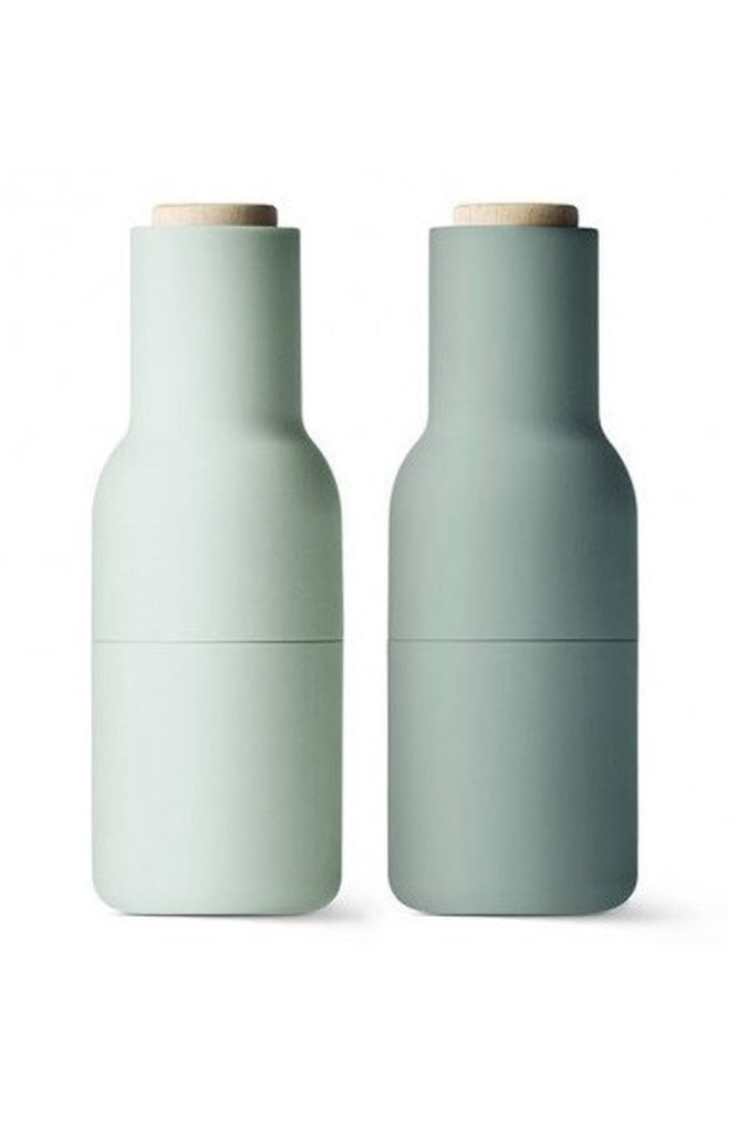 Bottle Grinders - Set of 2 (Moss Green)