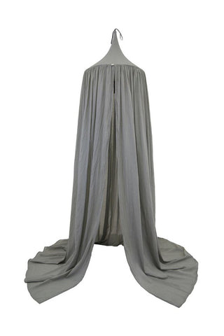 Cotton Canopy - Silver Grey