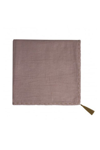 Nana Swaddle Wrap - Dusty Pink