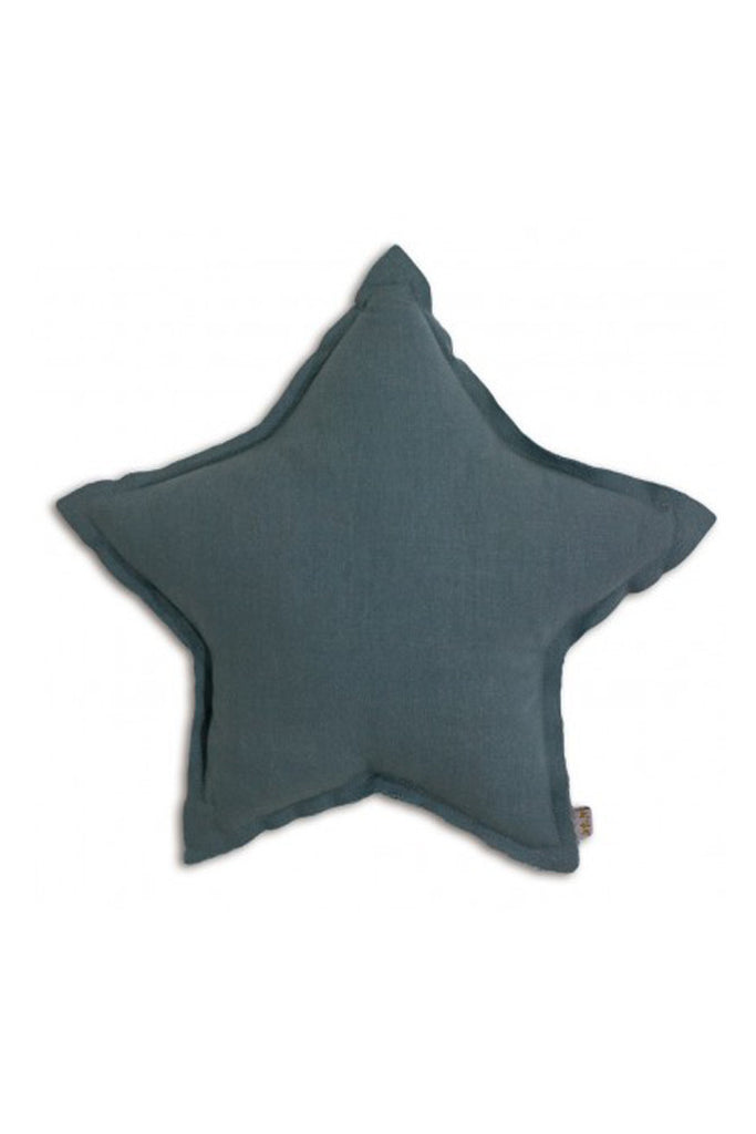 Star Cushion - Blue
