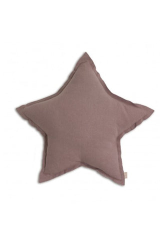 Star Cushion - Dusty Pink