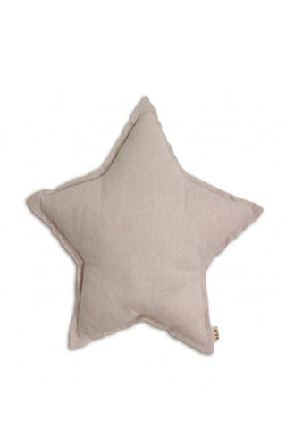 Star Cushion - Powder Pink