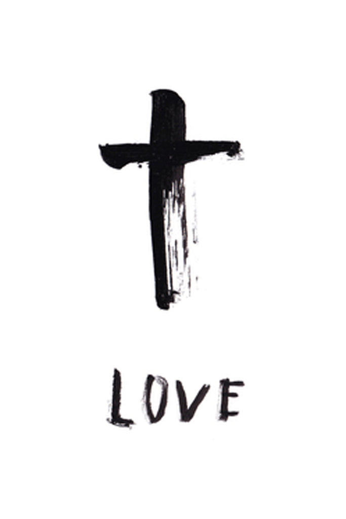 'Cross of Love' Print