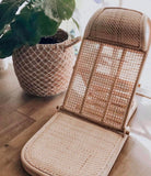 Esmeraldo Rattan Beach Chair