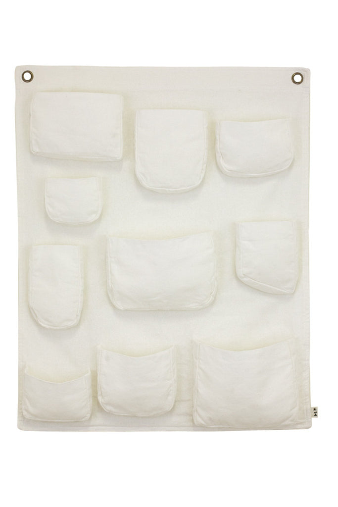Wall Pocket - White