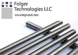 4mm - 0.7  x 1000mm 1meter Stainless Steel 304 SS Threaded Rod