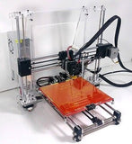 Folger Tech RepRap Prusa i3 Clear Frame Full 3D Printer Kit