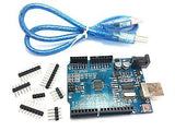 Low Cost UNO Board ATmega328P Free USB Cable for Arduino
