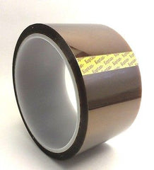 35mm x 50m Kapton Tape High Temperature Resistant Polyimide