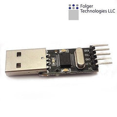 2X CH340 USB To RS232 TTL Auto Converter Module Serial Port