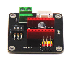 Stepper Motor Drive Controller Add On Board for 3 Extruders or more