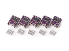 5 x Folger Tech Stepper Driver DRV8825 + heatsink RepRap Prusa Mendel 3D Printer