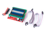 LCD Display controller 12864 Graphical + RepRap RAMPS 3D Printer Mendel
