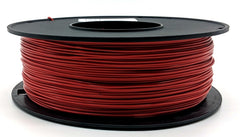 U.S. Monofilaments PLA Maroon 1.75mm High Temp NatureWorks High Heat Grade