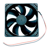 120x120mm 12v 0.3A Fan For Mining Rigs
