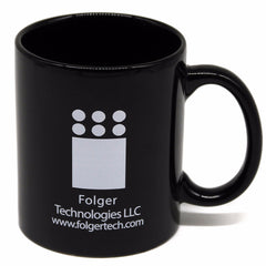 Folger Tech Swag, Coffee Mug