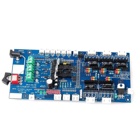 New Ultimaker PCB 1 5 7 Control Board for 3D Printer Comparable With RAMPS