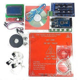 Ramps 1.5 + A4988 + Mega2560 R3 + LCD 12864 3D Printer Controller Kit For RepRap