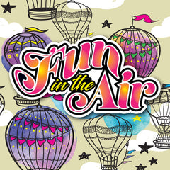 Fun in the Air 60ml Vape Juice