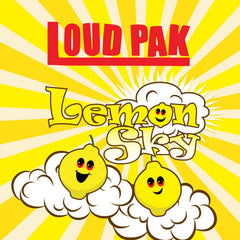 Loud Pak 60ml Vape Juice - Lemon Sky