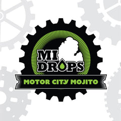 MI Drops 120ml Vape Juice - Motor City Mojito