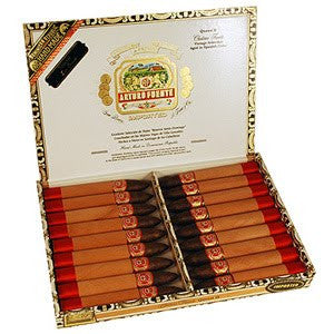 "Arturo Fuente Queen "" B""  Sun Grown (Box of 18)"