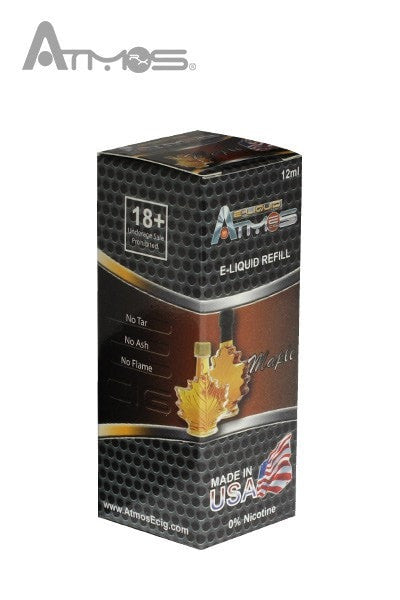 Atmos Maple Vape Juice - Lighter USA