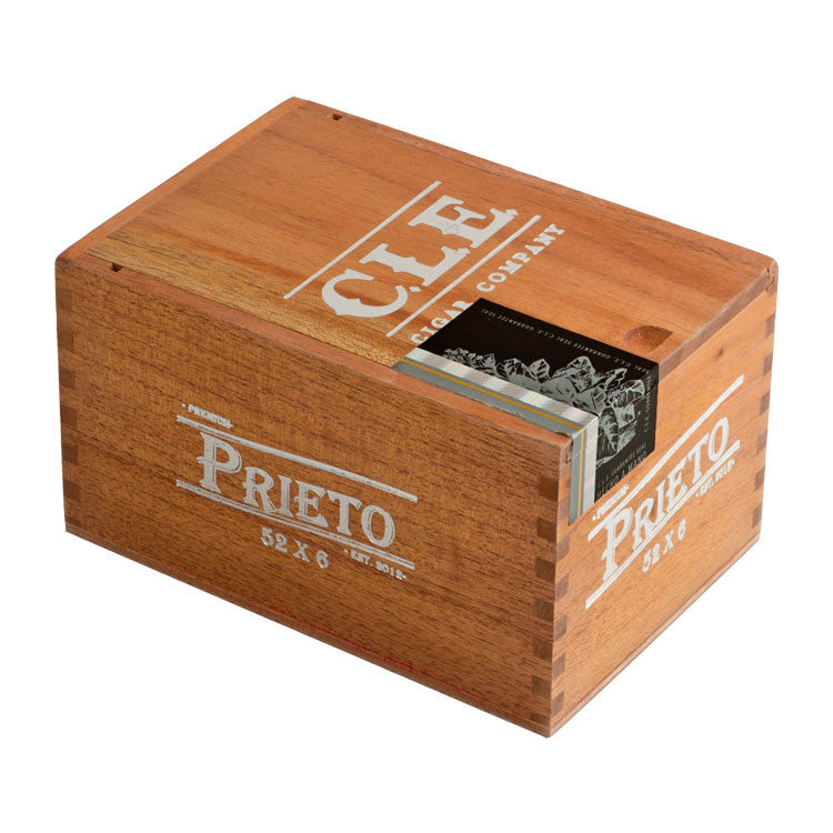 CLE Prieto Box Pressed