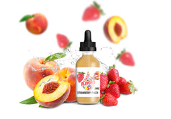 FL8VORS 60ml Vape Juice - Strawberry Peach