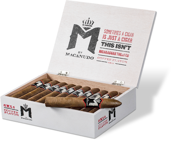 Macanudo M - Coffee Flavored