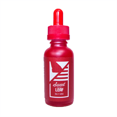 Liquid State Sweet Leaf (High VG) Juice - Lighter USA