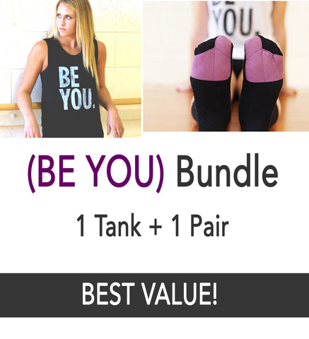 the Bundle (Socks + Tank)