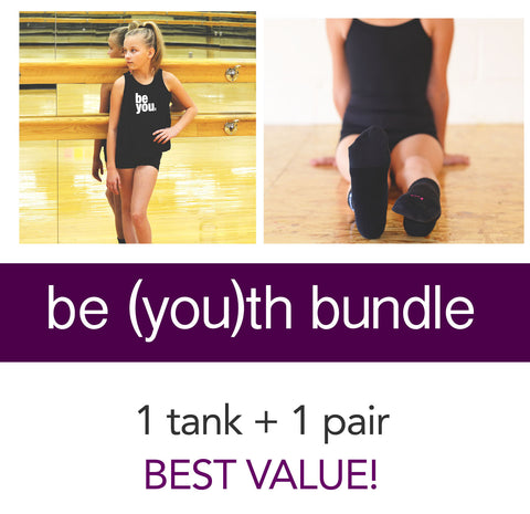 the BE (YOU)TH BUNDLE