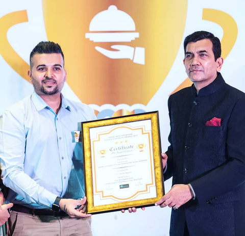 India's most prominent food and hospitality award
