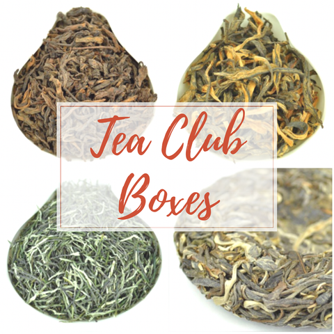 Tea Club Boxes