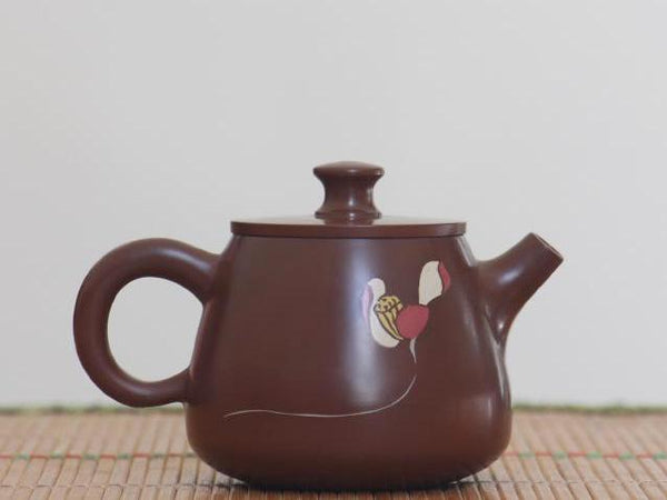 "Jian Shui Clay ""Yang Xin"" Teapot by Chen Quan * 150ml"