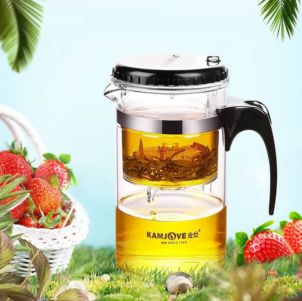 Kamjove TP-160 * Portable Gong Fu tea brewing mug 500ml