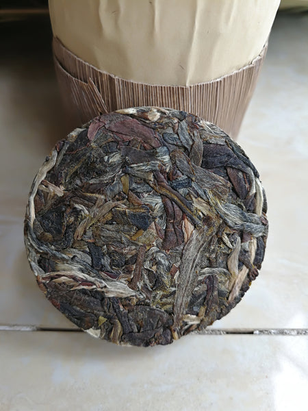 Menghai Ultra-Mini 7 Gram Raw Pu-erh Tea Cakes