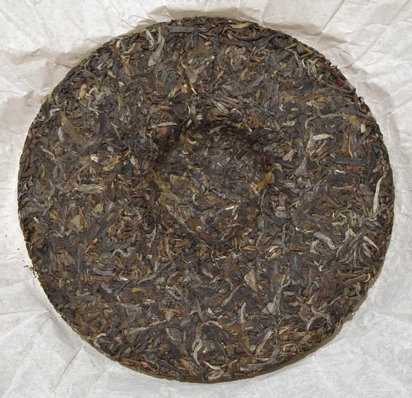 "2006 Jian Shen ""Bang Mai Mountain Spring Tips"" Pu-erh Tea Cake"