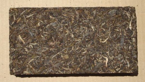 "2006 Mengku ""Wild Arbor King"" Raw Pu-erh Tea Brick"