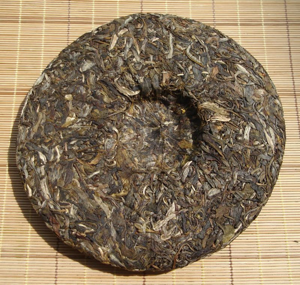 "2007 Guoyan ""Phoenix of Yi Wu"" Raw Pu-erh Tea Cake"